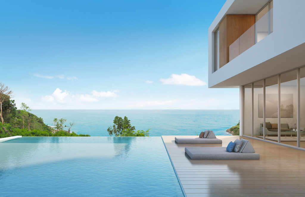 Rooms with Pool View