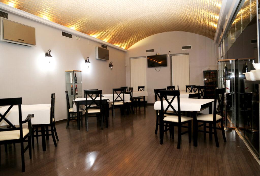 Restaurante León Tierra de vinos